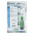 Micro USB-Port Lock Type-B 4 + Key